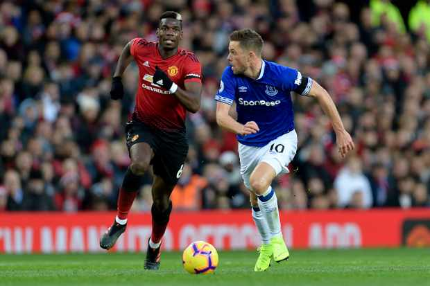 Manchester United v Everton FC – Premier League